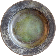 Danish Arts & Crafts Bronze Bowl