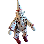 "Schoenhut ""Humpty Dumpty Circus Clown"" - Circa 1920"