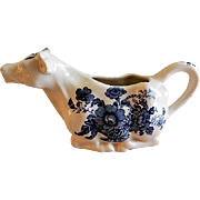 Royal Staffordshire Clarice Cliff Charlotte Design Cow Creamer