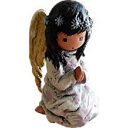 "DeGrazia - Goebel Nativity ""Praying Angel"" Figurine"