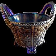 """Northwood Blue Carnival """"Basket"""""""