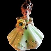 Josef Original's - Japan - Birthstone Dolls - Month of August