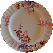 "Set of 2 Copeland Spode ""Chelsea Garden"" Luncheon Plates - Pattern R9781"
