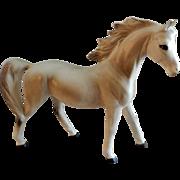 Vintage 1950's-1960's Lefton Porcelain Arabian Horse Figurine