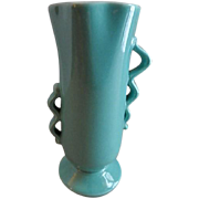 "Red Wing Pottery Mid-Century ""Modern"" Vase - 1352"