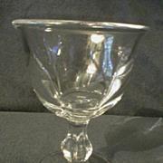 "Set of 8 Duncan & Miller ""Canterbury"" Liquor/Cocktails"