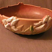 Roseville Pottery - Iris Console Bowl