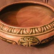 Roseville Pottery - Florentine I Console Bowl