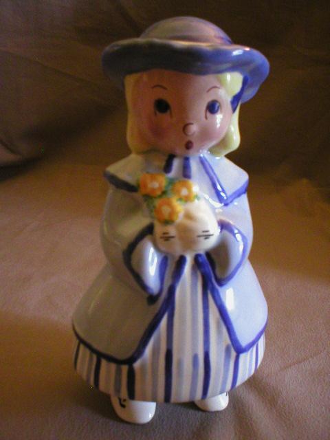 "Brayton Laguna Pottery ""Miranda"" Figurine"