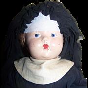 """Composition Nun Doll 13"""""""