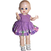 Ideal Hard Plastic Walker doll