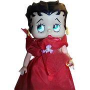 "12"" Betty Boop Fashion Doll - Red Tag Sale Item"