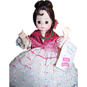 "14"" Madame Alexander Opera Series Carmen"