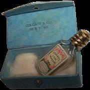 Colgate & Co., New York Miniature Perfume Original Box