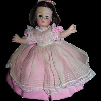 """BETH"" 12"" By Madame Alexander Doll"