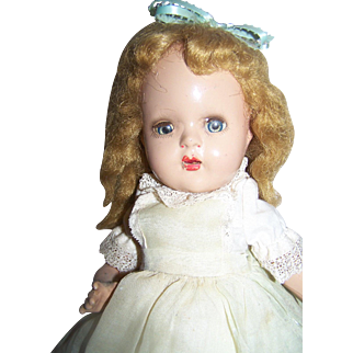 "15"" Composition Doll"
