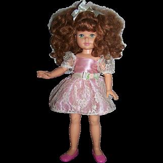 "My Beautiful Doll ""Valerie"" Hasbro 18"""