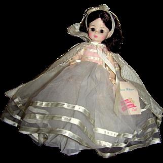 """Madame Alexander 1970 14"""" Snow White"""