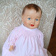 "Big 23"" Composition Baby Doll Canadian"
