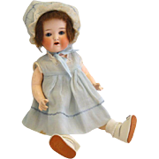 Antique Heubach Koppelsdorf Bisque 320 Doll All Original