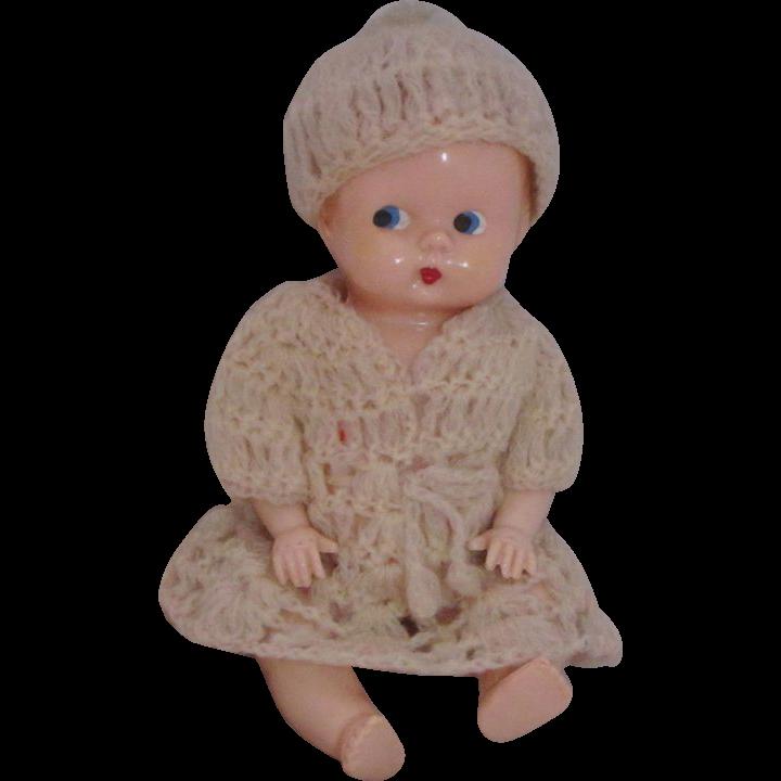 Vintage Plastic Dolls 78