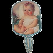 Vintage Baby Fan Circa 1950's