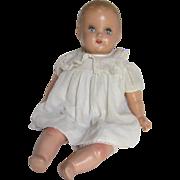 Vintage Horsman 19 inch Composition Doll