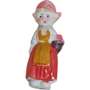 Vintage Bisque Dutch Girl Frozen Charlotte