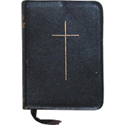 "Vintage 1953 ""The Book of Common Prayer"""