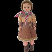 Vintage Dale Evans Doll