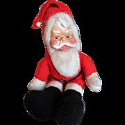 Vintage Unmarked Santa Doll