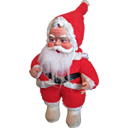 Vintage Rushton Santa