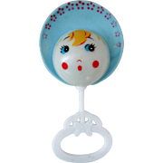Vintage Baby/ Doll Rattle