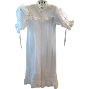 Vintage Baby/Doll Christening Gown