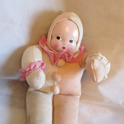 Vintage Doll Crib Toy SWEET!
