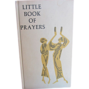 Mid-Century Modern Little Book Of Prayers