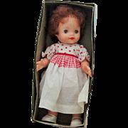 "Vintage Effanbee ""Fluffy"" Doll Circa 1950's Original with Box"