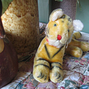 Vintage Mohair Tiger TOO SWEET!