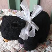 Vintage Rubber faced  Bear
