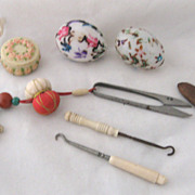 Vintage Sewing Lot FABULOUS!