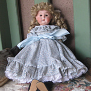 Antique Schoenau and Hoffmeister Doll GORGEOUS !