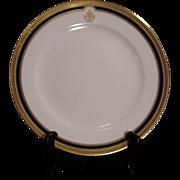 Early Cauldon Plates