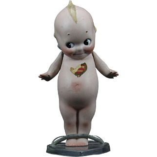 Kewpie Doll by Rose O'Neill circa 1913