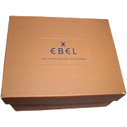 Mens Ebel Sportwave Watch w/Original Box