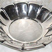 Early Piece Sterling Silver Carl M Cohn FREDERICIa Assayers by JS-JOHANNES SIGGAARD Danmark Bowl