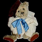 "Antique 1908 16"" Steiff Teddy Bear Needs some TLC"