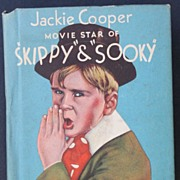 1933 Jackie Cooper Big Little Book Top Condition!