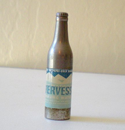 Scarce Vintage Evervess (Pepsi Cola) Cigarette Lighter