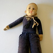 Vintage Nora Wellings Doll England