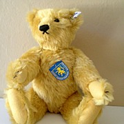 1984 Jointed Steiff Teddy Bear